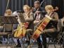 Concert Zonnebloem in het cultureel centrum